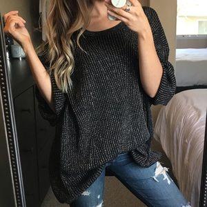 Ava & Viv Sparkly Knit Sweater